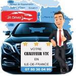 Entreprise VTC | J.A DRIVER VTC
